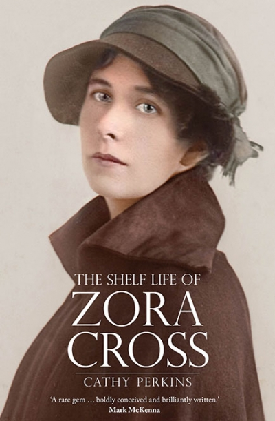 Brenda Niall reviews 'The Shelf Life of Zora Cross' by Cathy Perkins