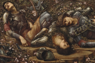 Edward Burne-Jones: Pre-Raphaelite Visionary (Tate Britain)