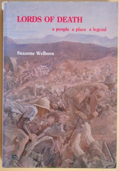 Bill Gammage reviews 'Lords of Death' by Suzanne Welborn