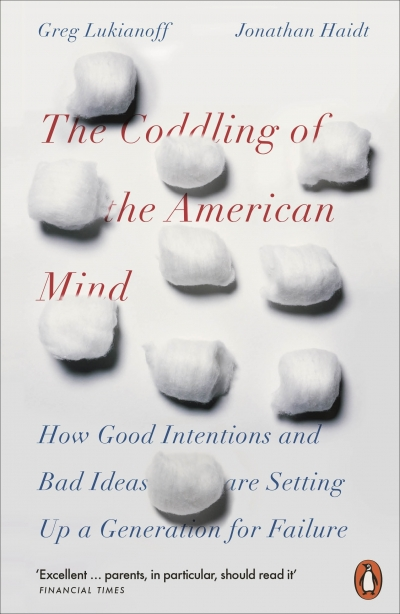 David Rolph reviews 'The Coddling of the American Mind' by Greg Lukianoff and Jonathan Haidt
