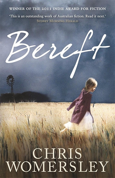 Carmel Bird reviews 'Bereft' by Chris Womersley