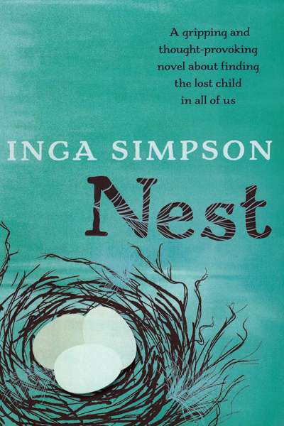 Inga Simpson's new novel: Nest