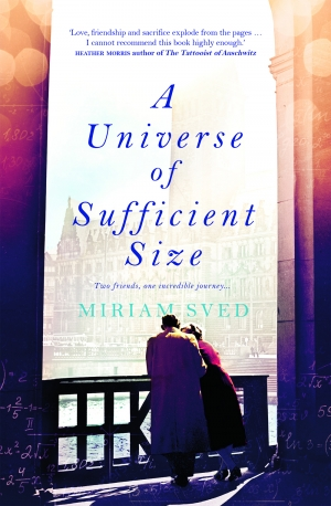Naama Grey-Smith reviews 'A Universe of Sufficient Size' by Miriam Sved