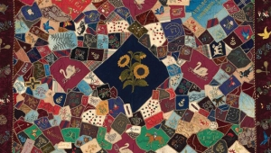 'Making the Australian Quilt 1800-1950' (NGV Australia)