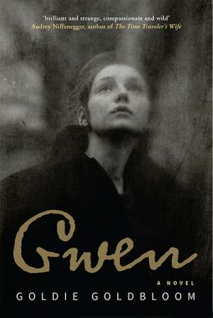 Suzanne Falkiner reviews 'Gwen' by Goldie Goldbloom