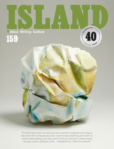 Rayne Allinson reviews 'Island 159' edited by Vern Field