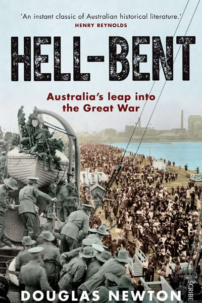 Australia's rush to enter World War I
