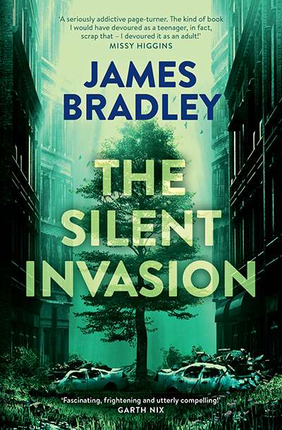 Benjamin Chandler reviews 'The Change Trilogy: The Silent Invasion' by James Bradley