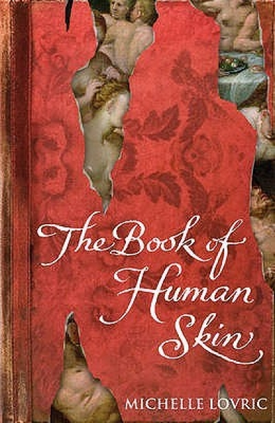 Melinda Harvey reviews 'The Book of Human Skin' by Michelle Lovric