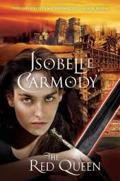Benjamin Chandler reviews 'The Red Queen' by Isobelle Carmody