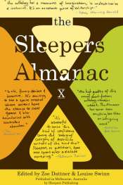 Jenni Kauppi reviews 'The Sleepers Almanac X' edited by Zoe Dattner and Louise Swinn