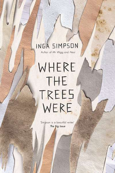 Rhyll McMaster reviews 'Where the Trees Were' by Inga Simpson