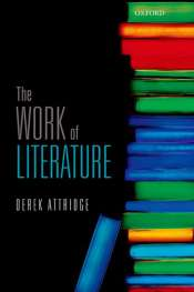 Paul Giles reviews 'The Work of Literature' by Derek Attridge