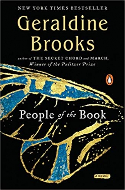 Brian McFarlane reviews 'People of the Book' by Geraldine Brooks