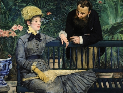 Manet and Modern Beauty (Getty Center)