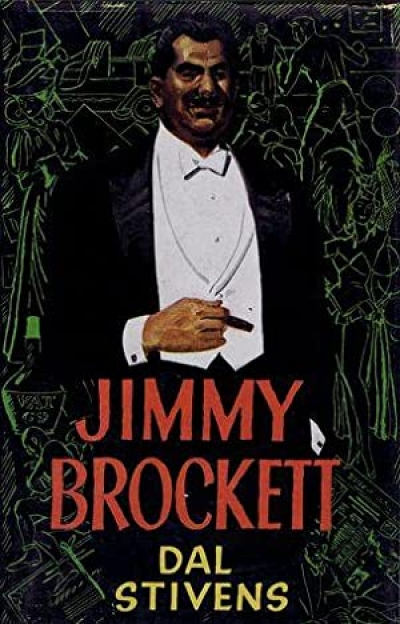 Paul Eggert reviews 'Jimmy Brockett' by Dal Stivens