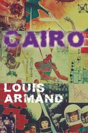 Louis Armand's new novel