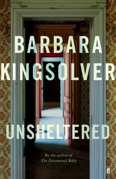 Nicole Abadee reviews 'Unsheltered' by Barbara Kingsolver