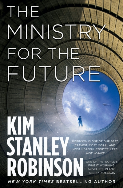 J.R. Burgmann reviews 'The Ministry for the Future' by Kim Stanley Robinson