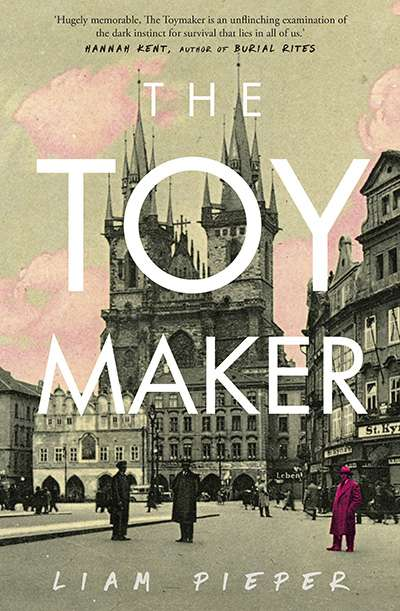 Laurie Steed reviews 'The Toymaker' by Liam Pieper