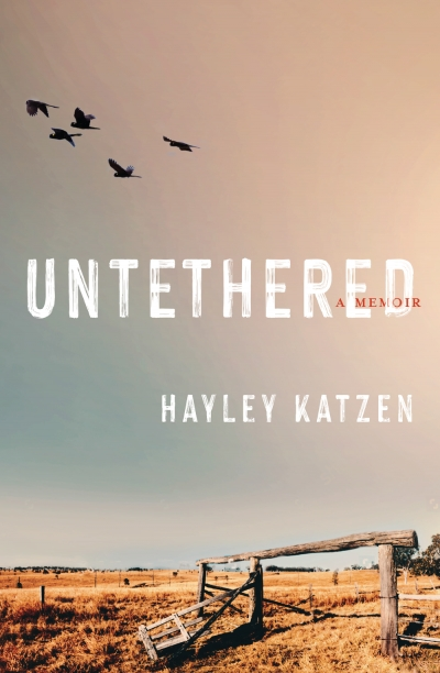 Susan Varga reviews 'Untethered' by Hayley Katzen