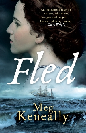 Kerryn Goldsworthy reviews 'Fled' by Meg Keneally