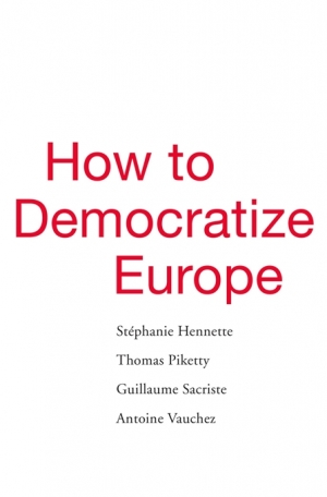 Paul Muldoon reviews 'How to Democratize Europe' by Stéphanie Hennette et al.