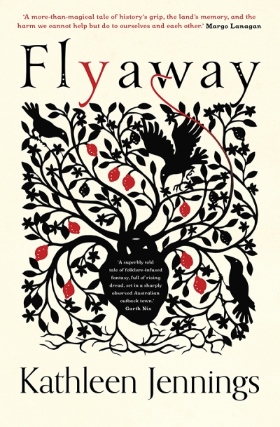 Georgia White reviews 'Flyaway' by Kathleen Jennings