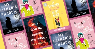 Emily Gallagher reviews 'My Father's Shadow' by Jannali Jones, 'This Is How We Change the Ending' by Vikki Wakefield, 'It Sounded Better in My Head' by Nina Kenwood, and 'The Surprising Power of a Good Dumpling' by Wai Chim